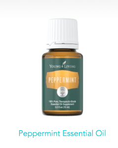 michelines pups peppermint essential oil