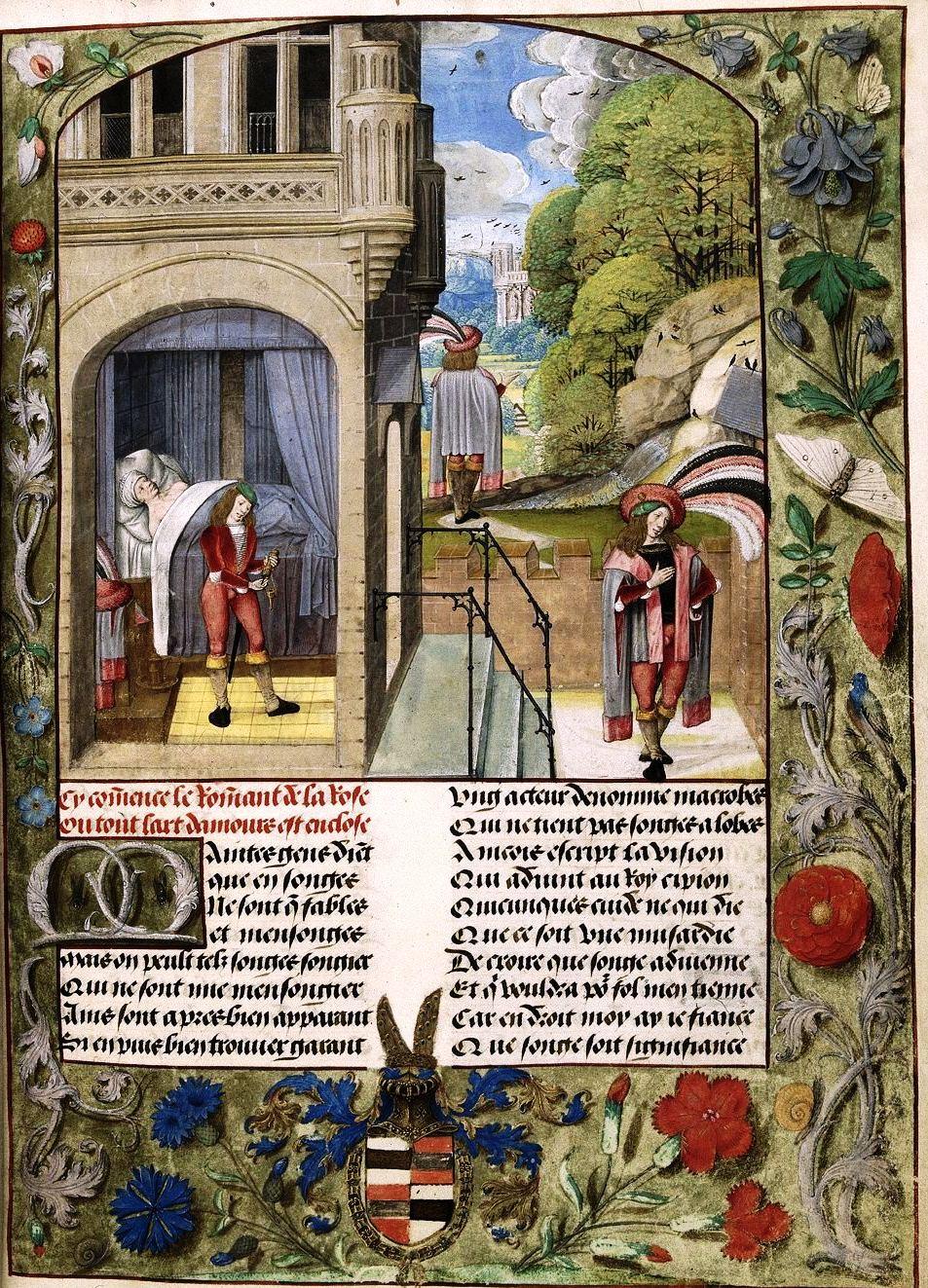 Le Roman De La Rose : roman, Roman, Micheline's