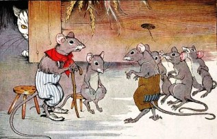 The Mice in Council, Milo Winter
