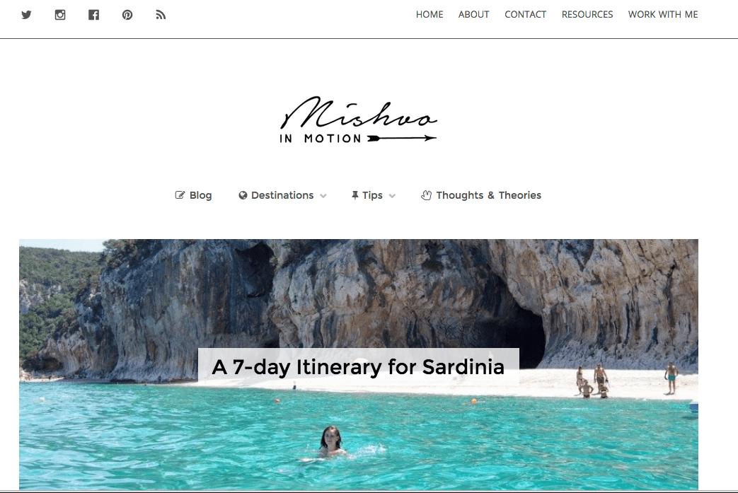 Mishvoinmotion.com screenshot