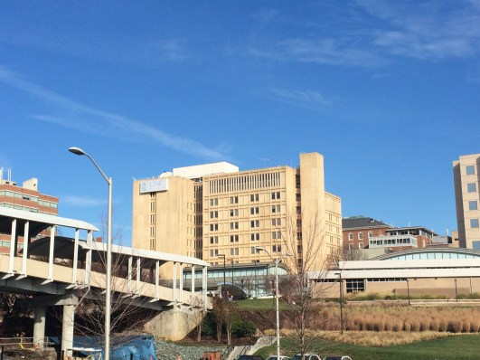 UNC Hospitals. I was born there!