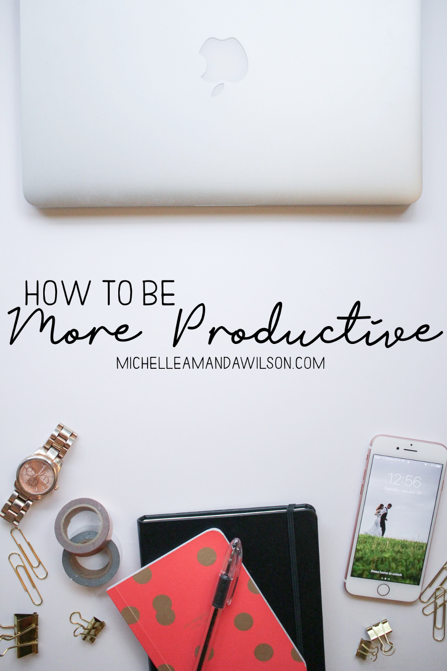 How to be More Productive, Increase your Productivity, Get more stuff done