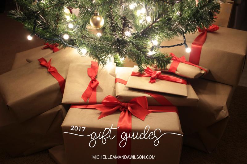 Michelle Amanda Wilson 2017 Christmas Gift Guides