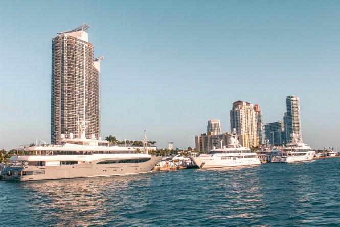 miami yachts
