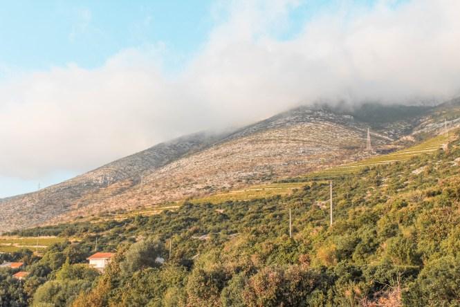 peljesac peninsula croatia
