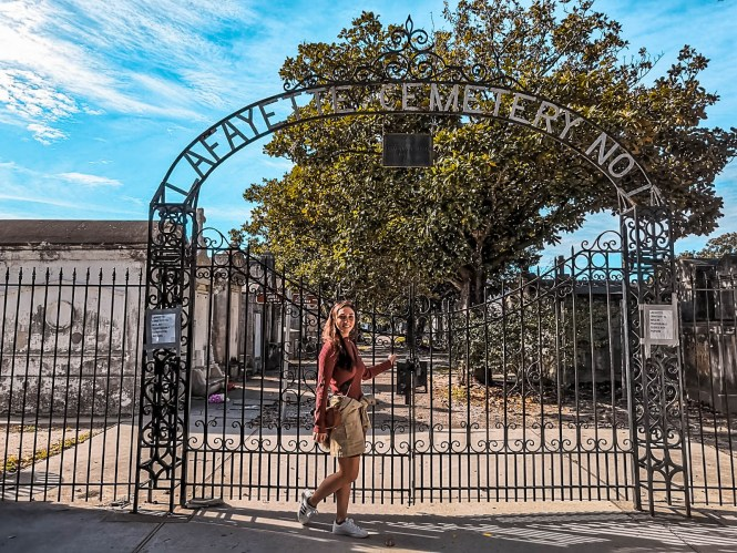 lafayette cemetery 1 new orleans