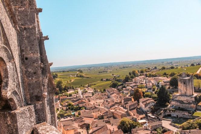 saint-emilion bell tower