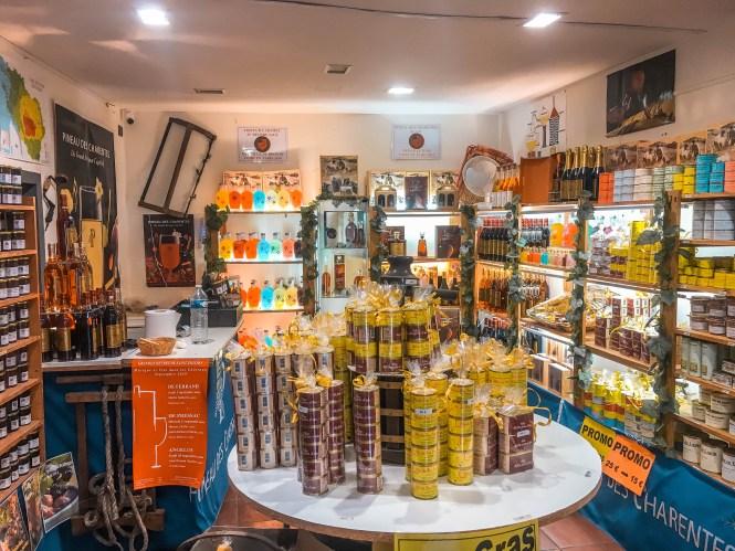 saint-émilion shop