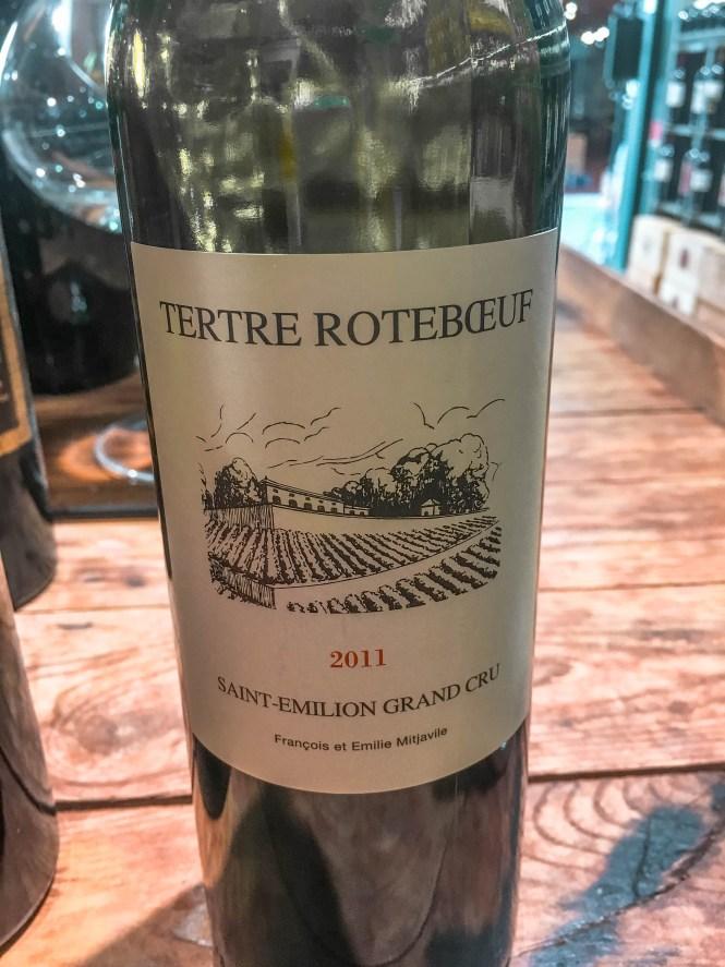 saint-emilion wine