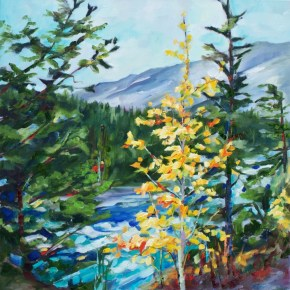 Brilliance in Banff-SOLD