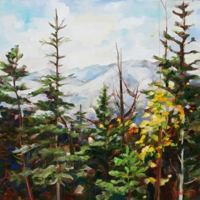 Little Spruce Tree-SOLD