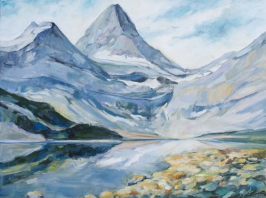 Mount Assiniboine-SOLD