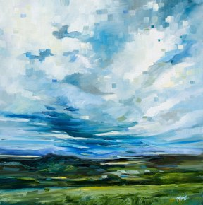 Majestic Alberta Skies-SOLD
