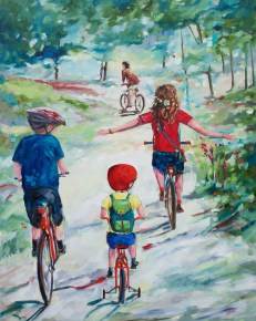 Spirit of Adventure- A dutch family holiday-SOLD