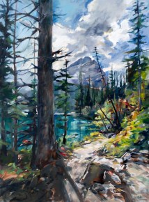 Spirit of Lake O'Hara-SOLD