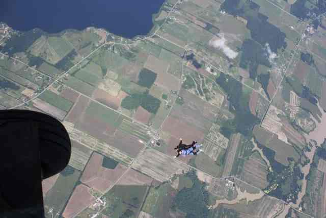 Skydiving: The Thrill Seekers Bucket List Goal