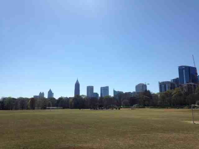 A Week in Atlanta: A Four-Dimensional Experience