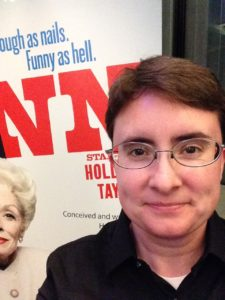 """Ann,"" starring Holland Taylor, Zach Theatre, Austin, Texas"