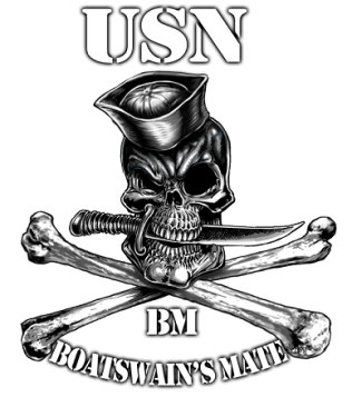 Navy Boatswain's Mate BM