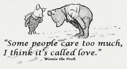 Winnie-The-Pooh Quotes