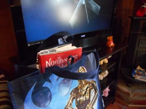 TBR TV Bag