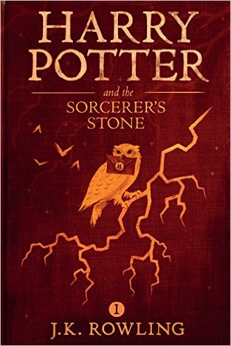 Harry Potter and the Sorcerers Stone kindle