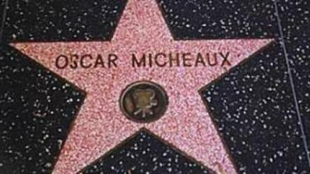 Oscar Micheaux Star on Hollywood Blvd