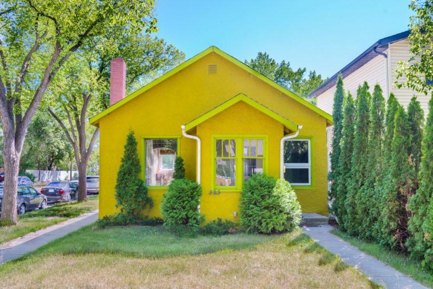 323 Bottomley Avenue in Varsity View, Saskatoon