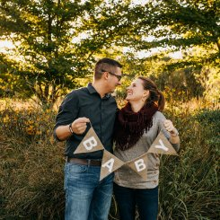 The Hobbs' Pregnancy Announcement | Franklin, Indiana