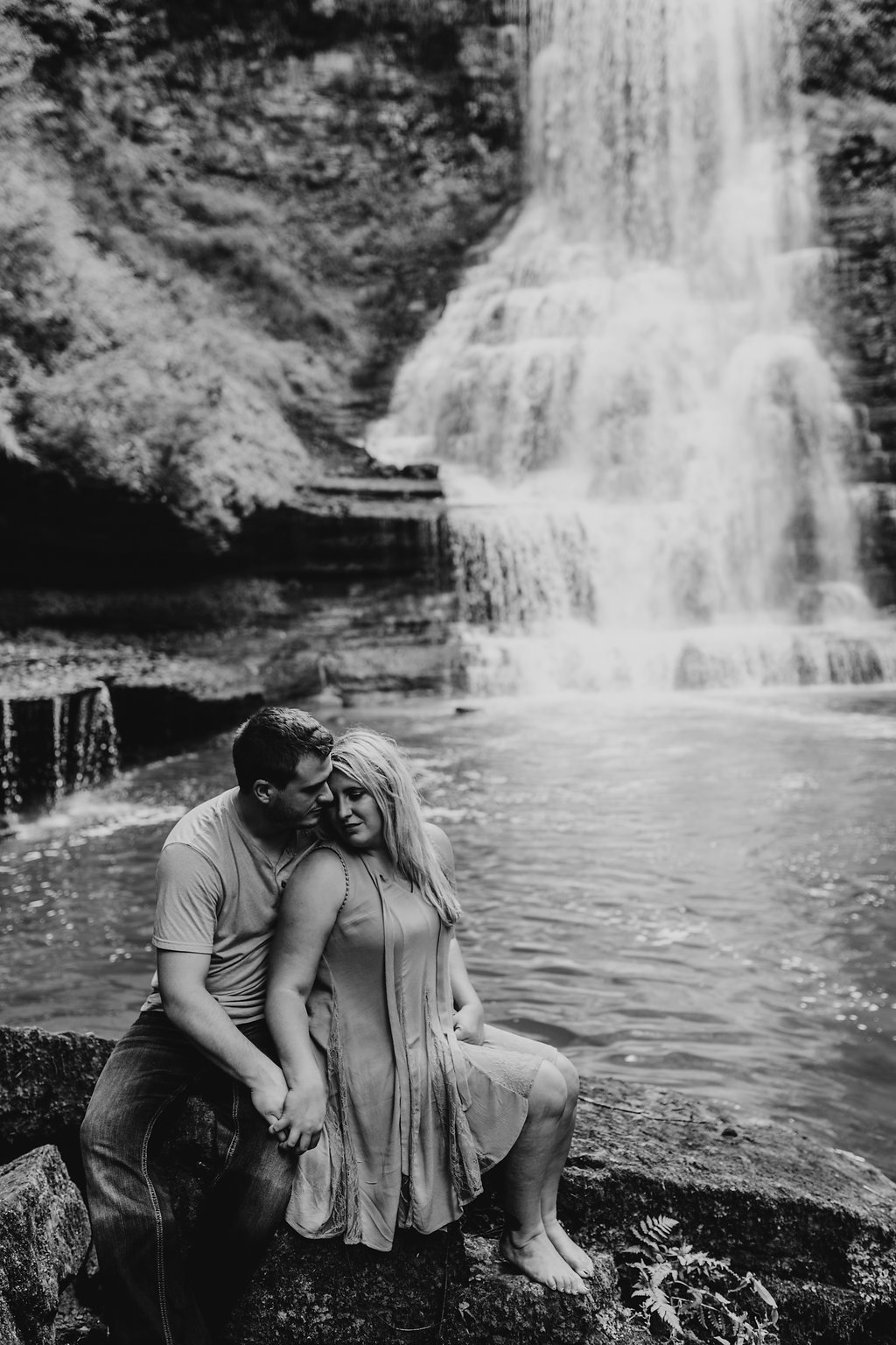 Waterfall-Engagement-Nashville-Tennessee-Evins-Mill-Carmac-Falls-115