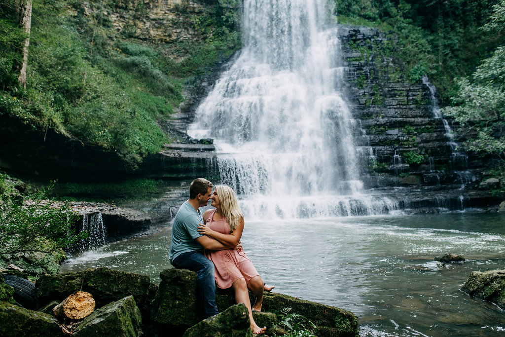 Waterfall-Engagement-Nashville-Tennessee-Evins-Mill-Carmac-Falls-130