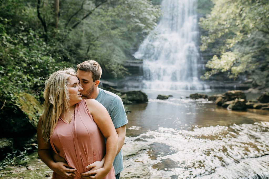 Waterfall-Engagement-Nashville-Tennessee-Evins-Mill-Carmac-Falls-77