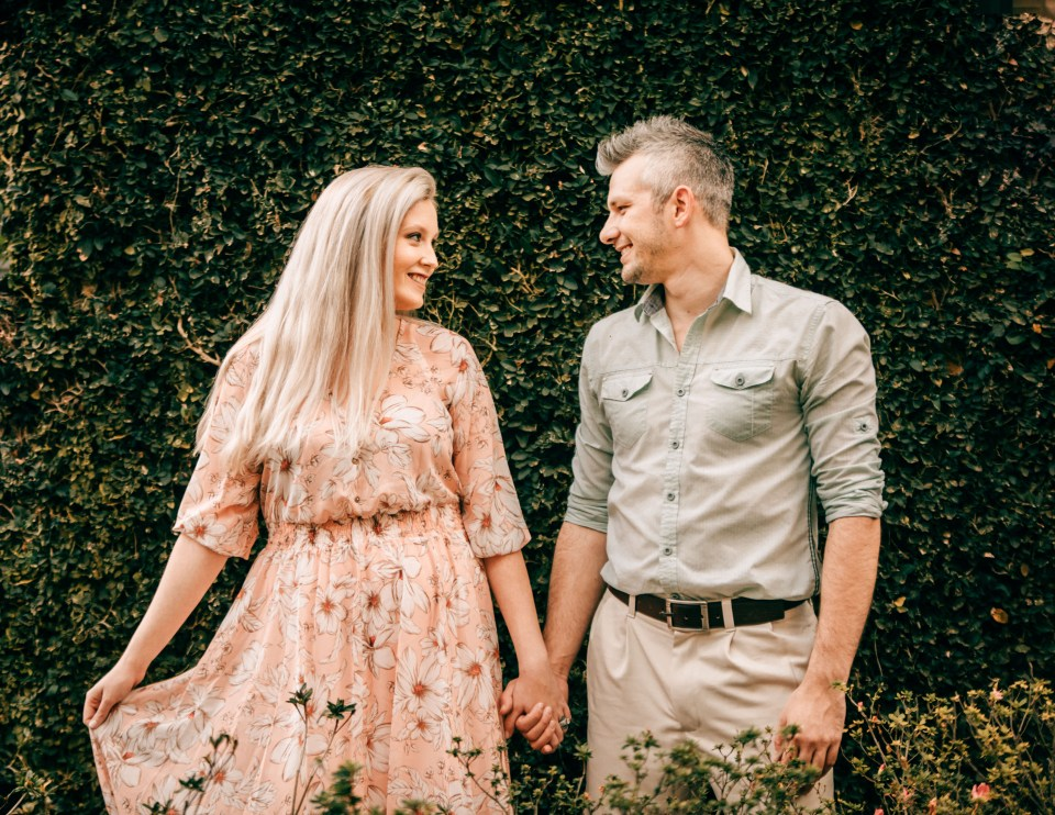 engagement photography in winter park florida