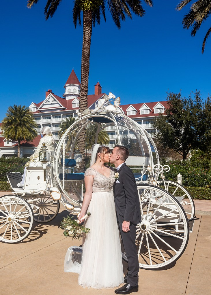 Grand Floridian Wedding Pavillion