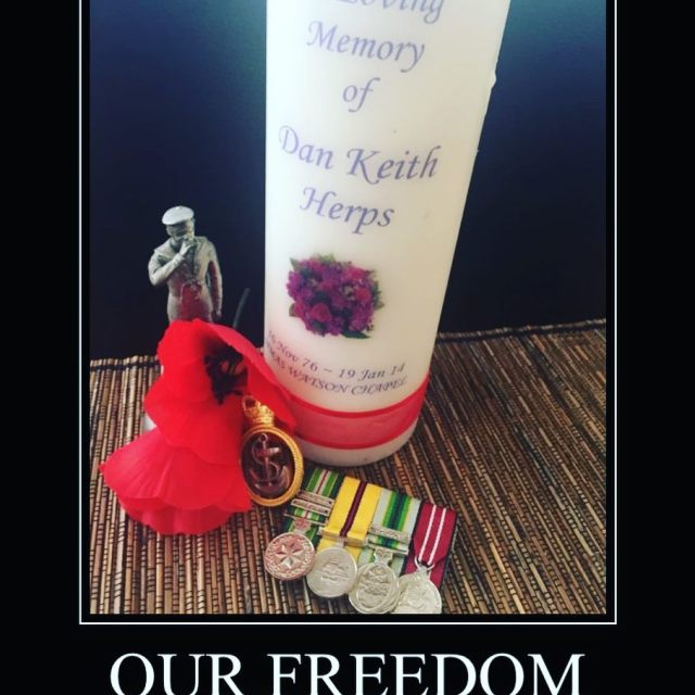Our freedom was never free lestweforget remembranceday
