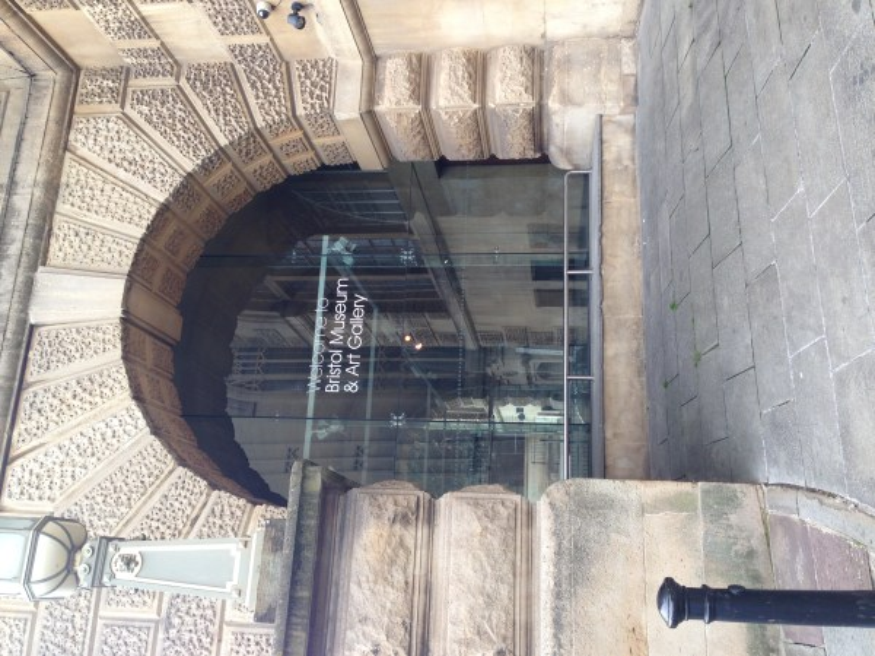 Day 36 Bristol Museum & Art Michelle Today