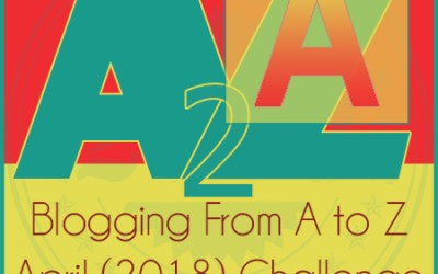 A to Z Blogging challenge: A is for An introduction