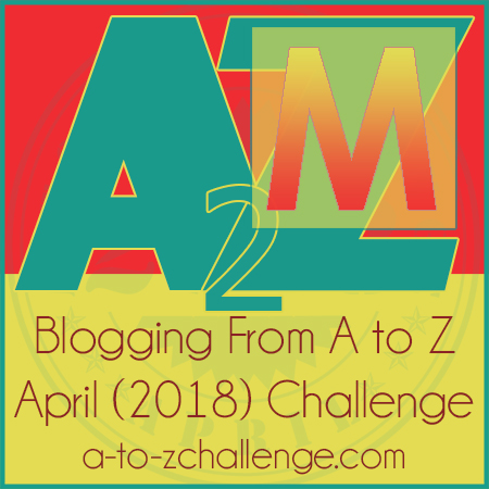 A to Z Blogging Challenge: M is for Movement