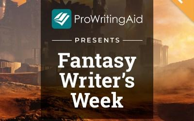 Fantasy writer training from Prowritingaid (free)