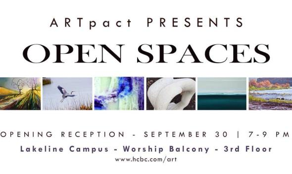 Open Spaces Exhibit