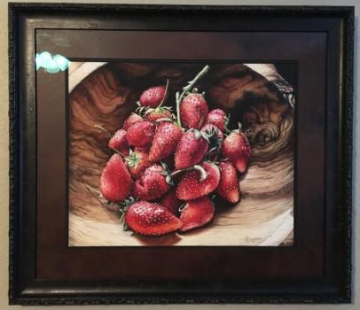 Swaziland strawberries