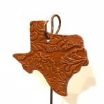 UT Texas Longhorns Ceramic Ornament