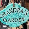 Grandpas Garden Marker