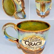 Grace Handmade Mug