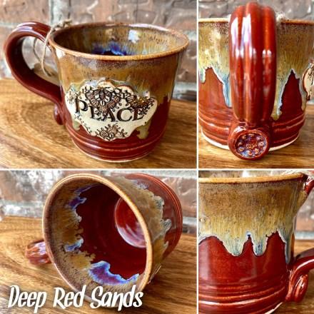 Peace Handmade Mug