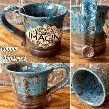 Imagine Handmade Mug