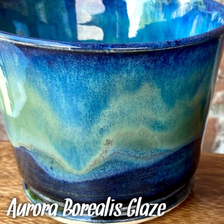 Aurora Borealis Glaze Combo