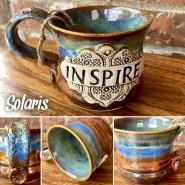 Inspire Handmade Mug