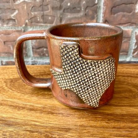 Texas handmade mug