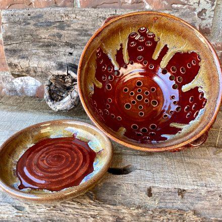 Ceramic Berry Bowl